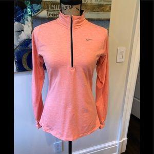 2 Nike running pullovers